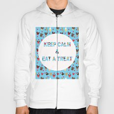 KEEP CALM & EAT A TREAT Hoody