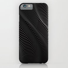 Minimal curves II iPhone 6 Slim Case