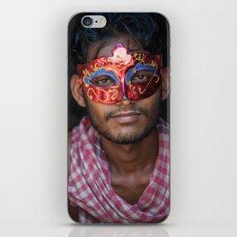 Masquerade iPhone Skin