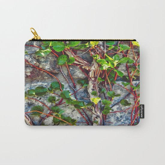 Climbing Vines - Nature's Art Work Carry-All Pouch