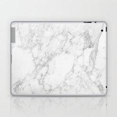 White Marble Edition 2 Laptop & iPad Skin