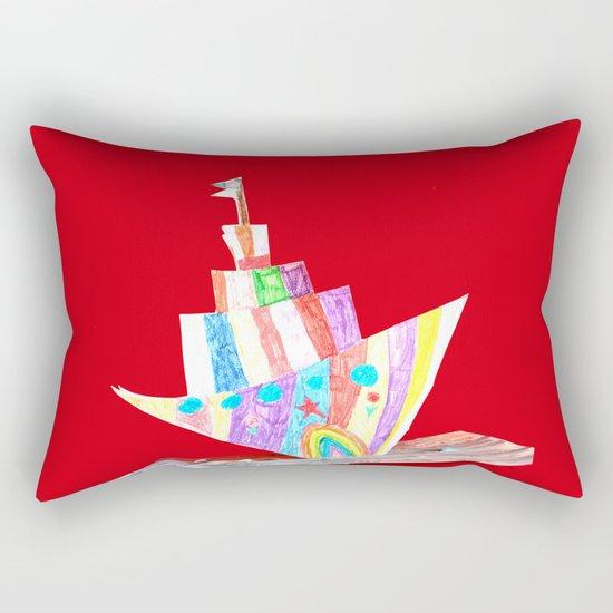 iMAGiNARY JOURNEY Rectangular Pillow