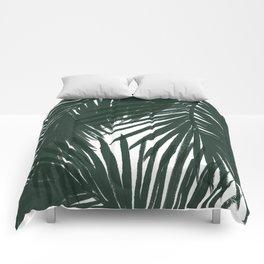 Palms Green Comforters