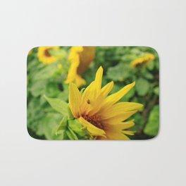 Sunflower 19 Bath Mat