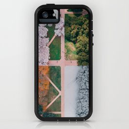 UW Cherry Blossoms: 4 Seasons iPhone Case
