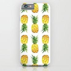 Pineapple Abstract Triangular  iPhone 6 Slim Case