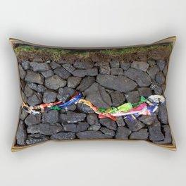 Strata 04 Rectangular Pillow