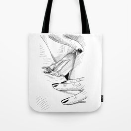 Girls Love Tote Bag