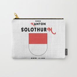 Canton of Solothurn Carry-All Pouch