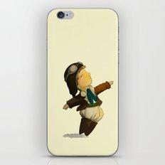 Amelia Earhart  iPhone & iPod Skin