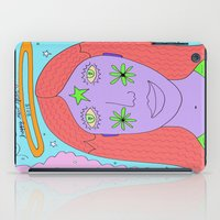 new year iPad Cases featuring New Year by Amanda Trader