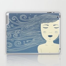The Moon In Human Form Laptop & iPad Skin