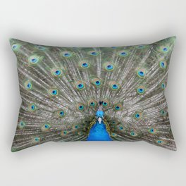Spread Your Feathers Rectangular Pillow