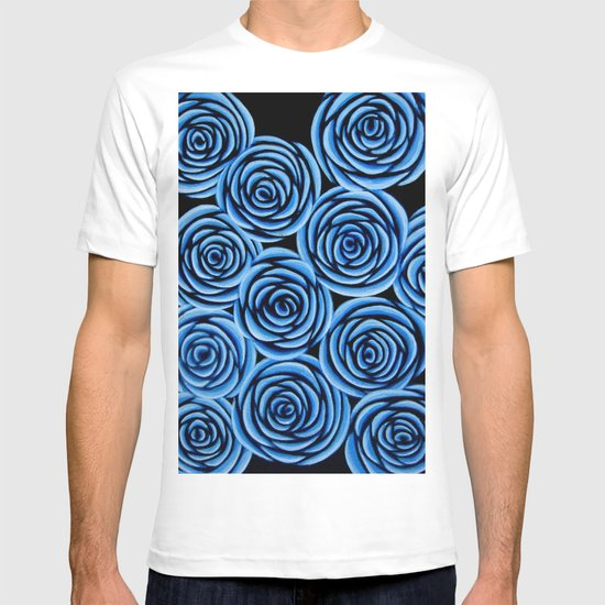 Flowers at Midnight T-shirt