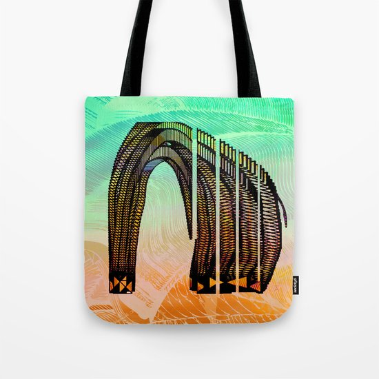 Elephant I Tote Bag