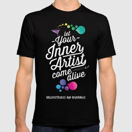 Let your inner artist come alive! T-shirt