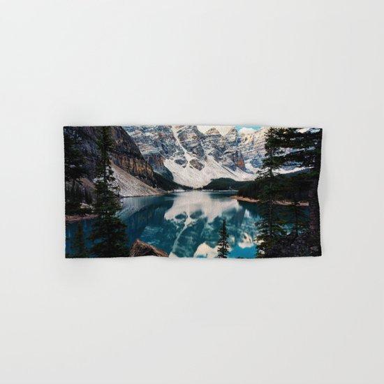 Moraine Lake Hand & Bath Towel