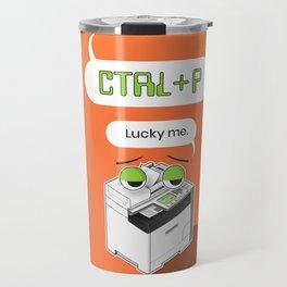 Designer's Best Friend Travel Mug