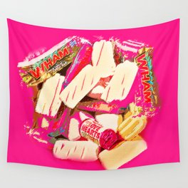 Mmm sweets Wall Tapestry