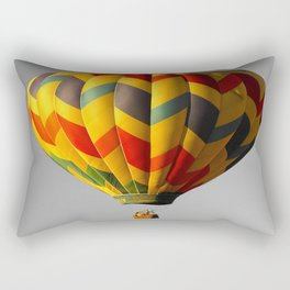 Balloon Ride 2 photography Rectangular Pillow