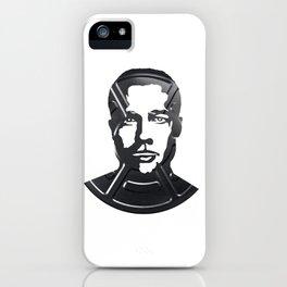 Brad Pitt iPhone Case
