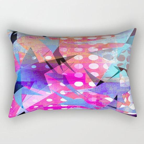 stars & dots 2016 Rectangular Pillow