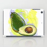 vietnam iPad Cases featuring Vietnam Avocado by Vietnam T-shirt Project