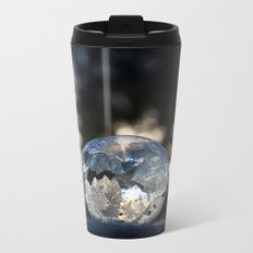 Frozen Bubble Metal Travel Mug