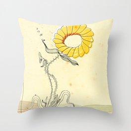 Thorny Throw Pillow