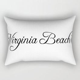 Virginia Beach Rectangular Pillow