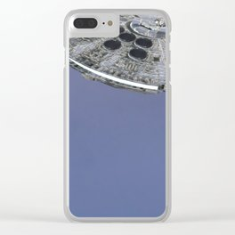War stars: Falcon had to be out of trouble Clear iPhone Case
