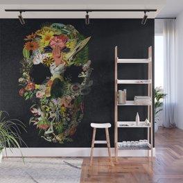 Eden Skull Wall Mural