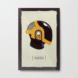 Daft Punk - RAM (Guy-Manuel) Metal Print