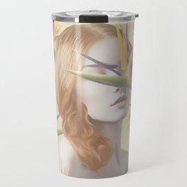 Strelitzia Travel Mug