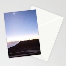 Haleakala Sunrise 3 Stationery Cards
