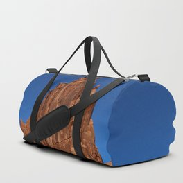 Red Rockformation in Arches NP Duffle Bag