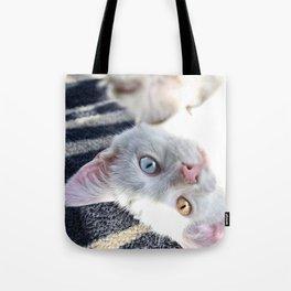 Beautifully Odd  Tote Bag