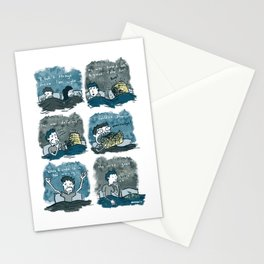 I Dreamed a Dream Stationery Cards