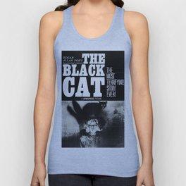 The Black Cat Unisex Tank Top
