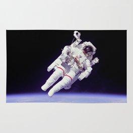 Astronaut on a Spacewalk Rug
