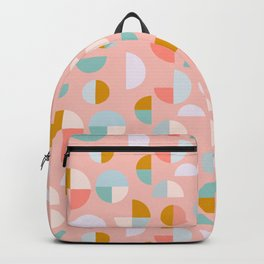 Playful Geometry Backpack