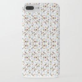Totoro&SootSprites iPhone Case