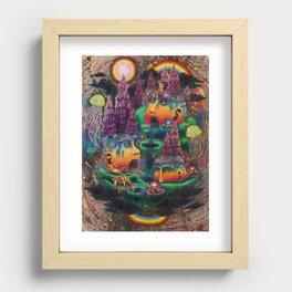 Eden Recessed Framed Print