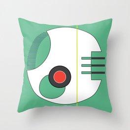 Eyeball No. 2 Throw Pillow