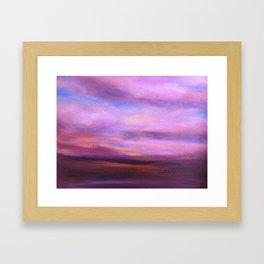 Cloud Kingdom Framed Art Print