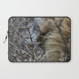 Porcupine in the bush Laptop Sleeve