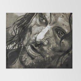 Strider Throw Blanket