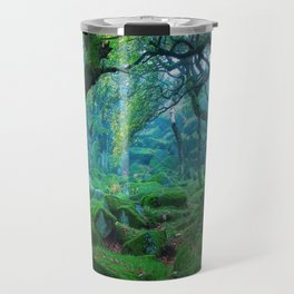 Enchanted forest mood Travel Mug