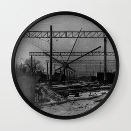 Photo 7 Wall Clock
