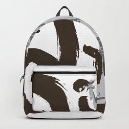 Calligraphy_LIBERTY_STATUE_e01 Backpack